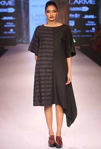 anita dongre Black dresses