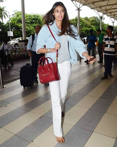 Athiya Shetty Denim Diaries