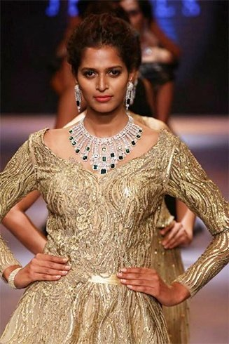 Avantika and dhruv singh designs