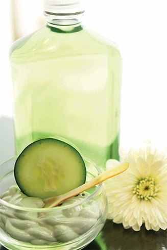 How to use cucumbers for beauty