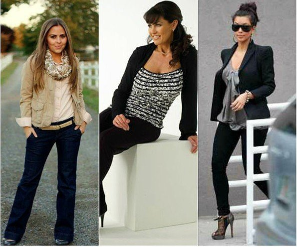 best Clothes to Flatter Wide Hips