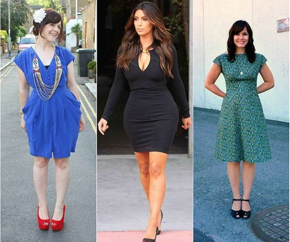 best Dresses For Big Hips