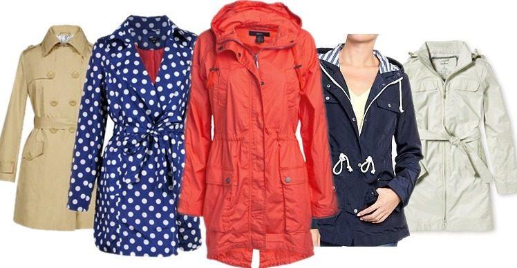 best travel raincoats