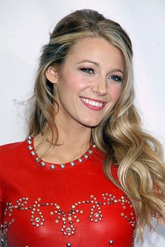Blake Lively Hairstyles