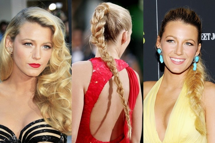 6 Blake Lively Hairstyles That Made Us Long For Healthy, Long Hair!