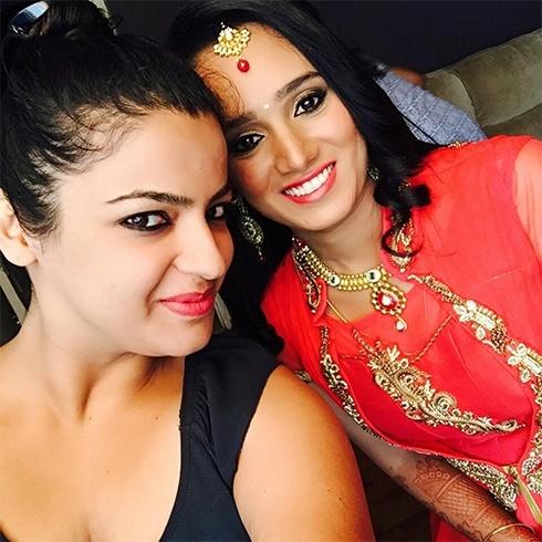 Bridal makeup Bangalore