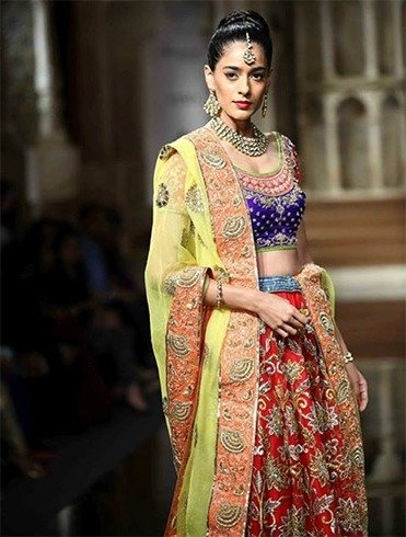 India Bridal Fashion Week 2015