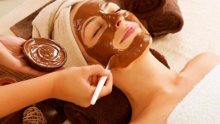 chocolate mask for Beaury