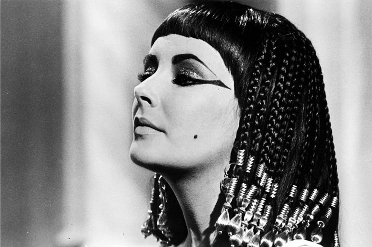 cleopatra beauty secrets history