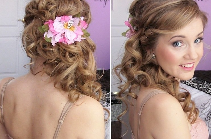 DIY Hairstyles For Dates