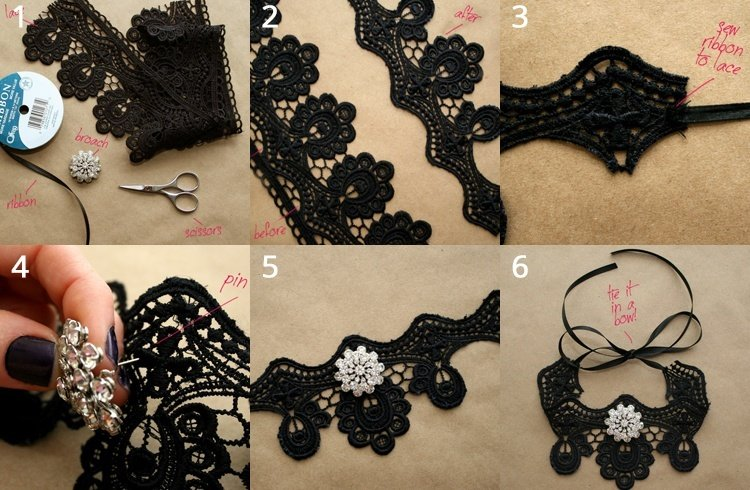 How To Make Gothic Jewellery At Home