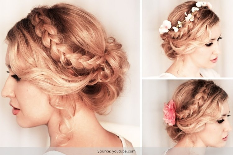 easy up styles for hair easy hairstyles for hair make these updos without 5072