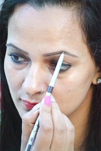 Easy make up tips for over 40 women