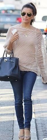 Eva Tote and Sandals