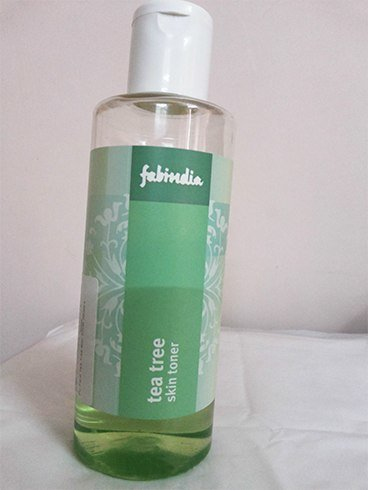 Fabindia toner for oily skin