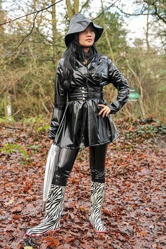 famous Rain Jackets for Women