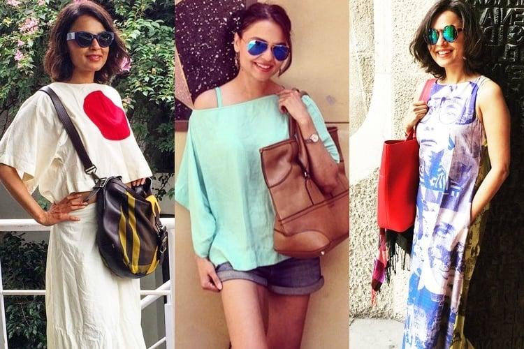 Fashion Designer Asmita Marwa Style