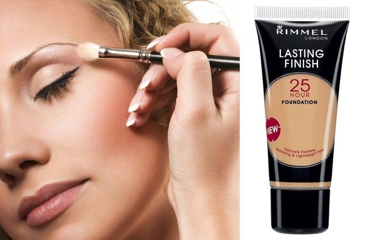 Great bronzer makeup technique
