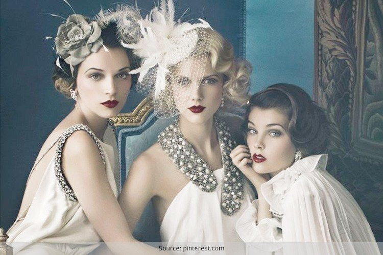 The Great Gatsby Makeup, Unveiled