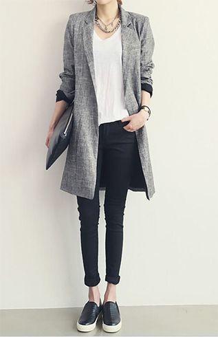 grey fashion shades