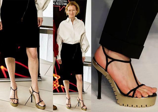 Heels for tall girls