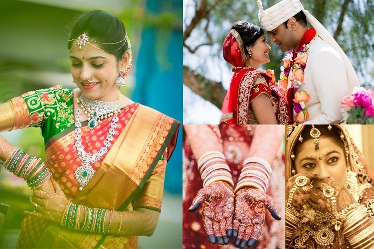 Hindu Wedding Photography Poses