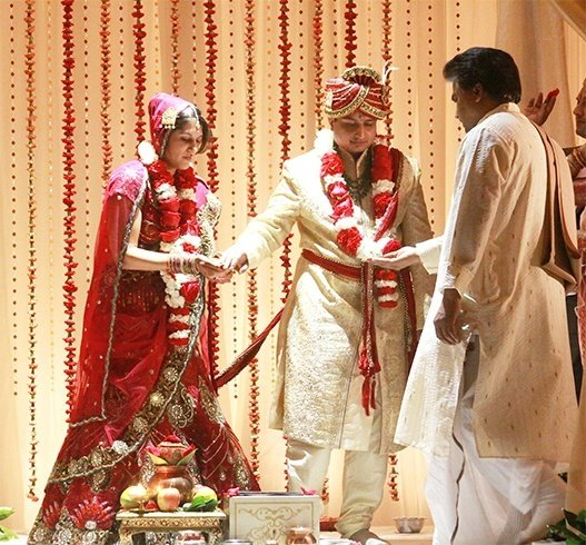 Hindu Wedding Saath Pheras