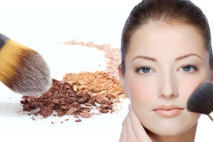 How To Apply Mineral Makeup