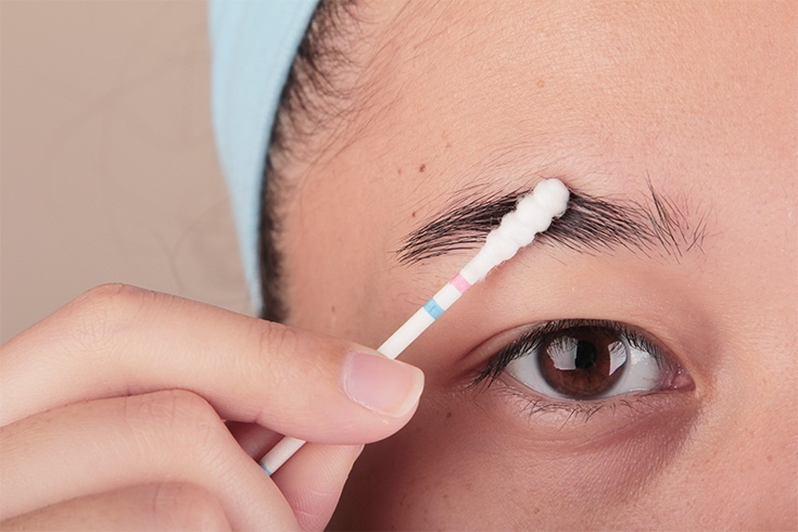How to fill in my eyebrows