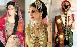 indian Best wedding hairstyles