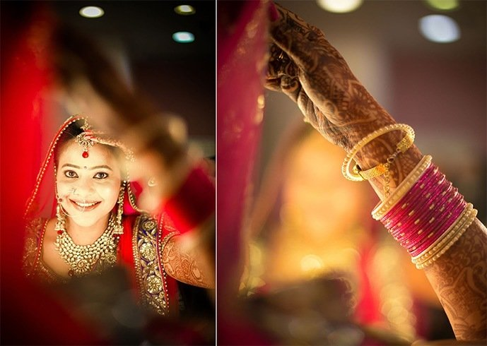 Indian Bridal Bangles photography tips