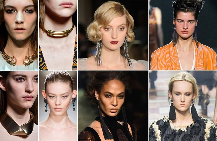 Jewellery for fall 2015