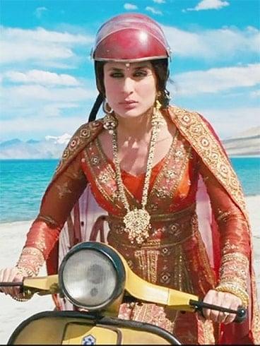 Kareena Kapoor Khan in 3 Idiots