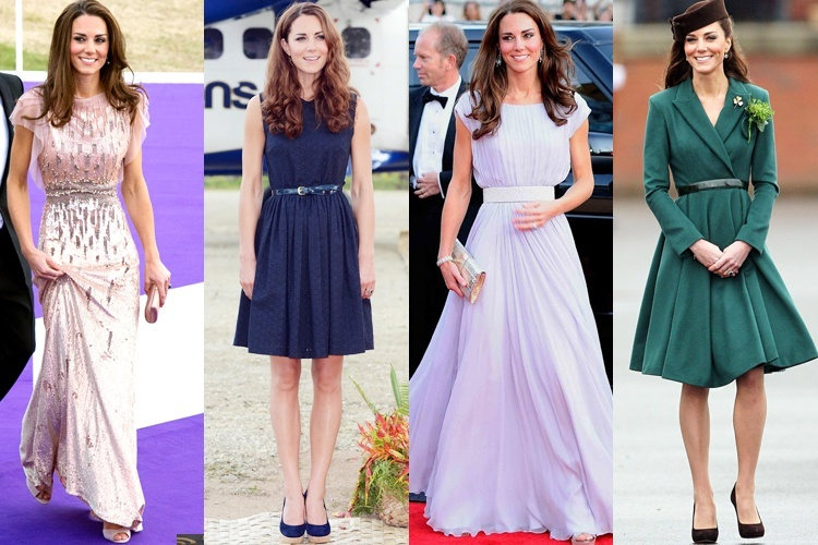 Kate Middleton Style And Fashion Funda