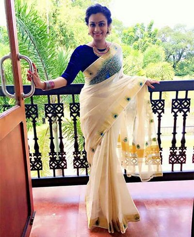 Kerala Saree Designs