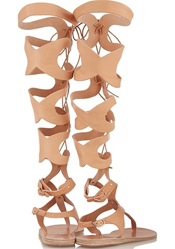 Lace up Sandals Fashion