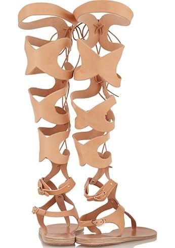 Lace up Sandals Fashion