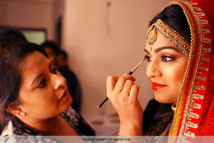 Makeup Artists In Hyderabad