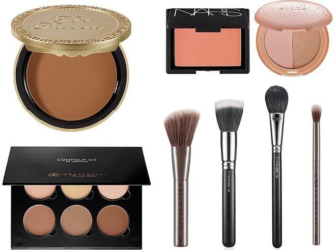Basic Makeup Tutorial Jeder muss wissen - zehn Schritte zu einem fehlerlosen Sie