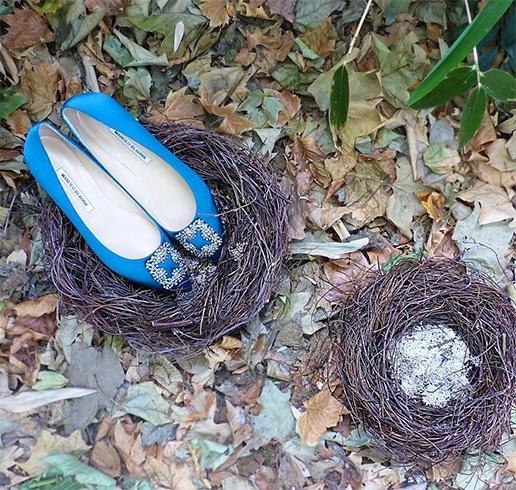 Manolo Blahnik footwear
