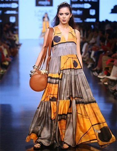 Masaba Gupta collection at LFW 2015