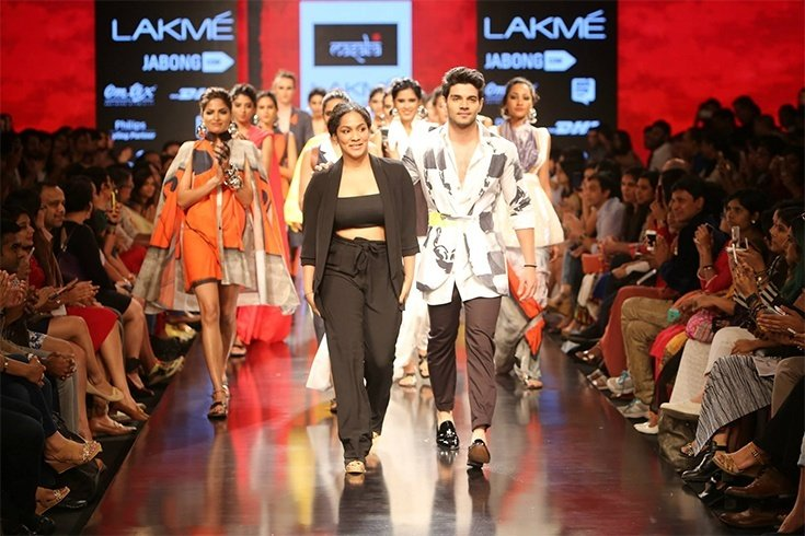 Masaba Gupta show at LFW 2015