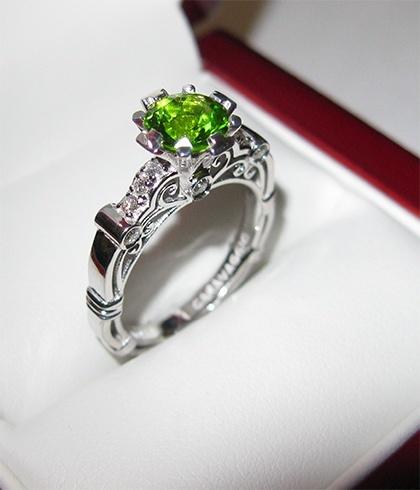 Masters caravaggio ring