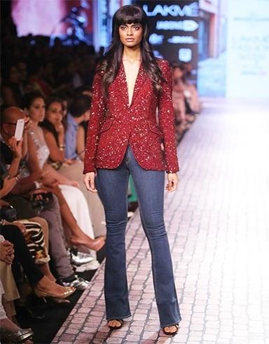 Monisha Jaising blazers