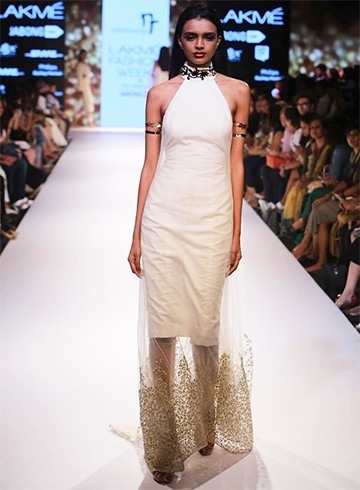 Nikhil Thampi and Payal Singhal LFW