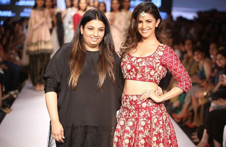 Nimrat Kaur and Payal Singhal