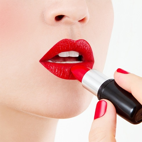 Red Lipsticks For Monsoon