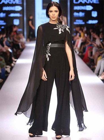 Ridhi Mehra designs at Lakme Fashion Week 2015