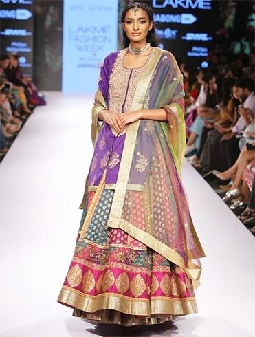 Ritu Kumar wedding collections