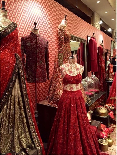 sabyasachi bridal top collection